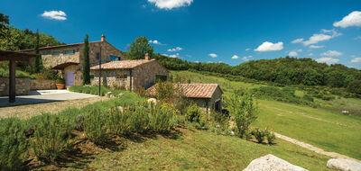 Campo al Doccio at Casali di Casole