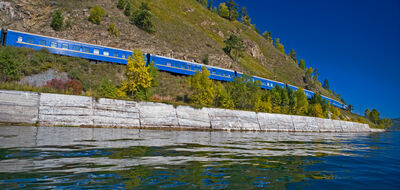 Russia By Luxury Rail