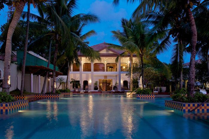 Taj Malabar Spa & Resorts
