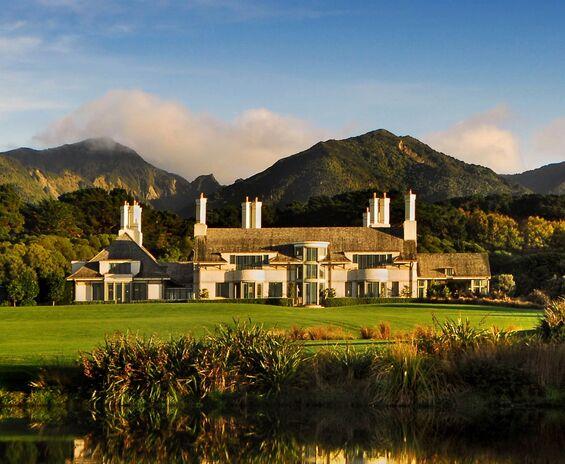 Wharekauhau Country Estate