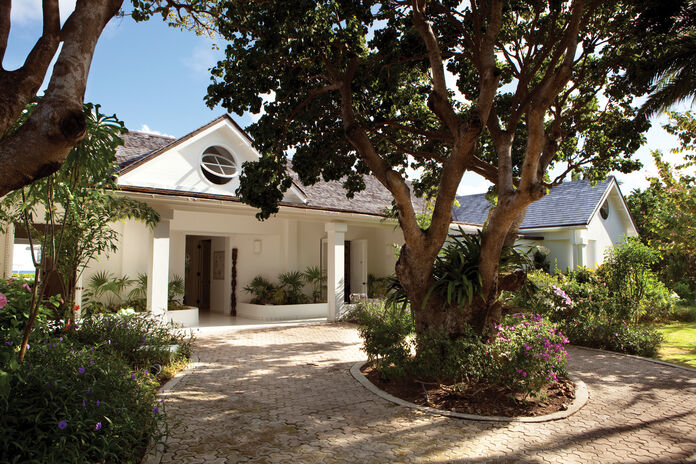 Bananaquit Estate House at Jumby Bay Island