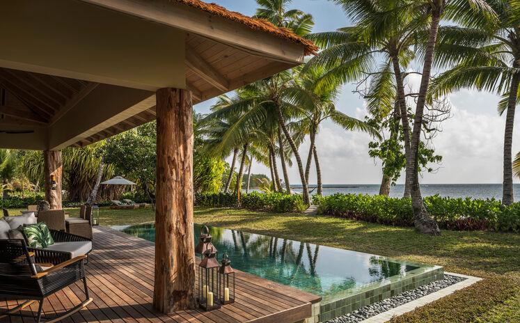 Four Seasons Resort Seychelles at Desroches Island