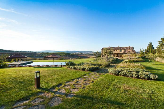 Villas at Rosewood Castiglion del Bosco